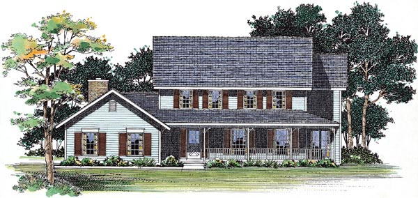 Mediterranean House Plan 99271 Elevation