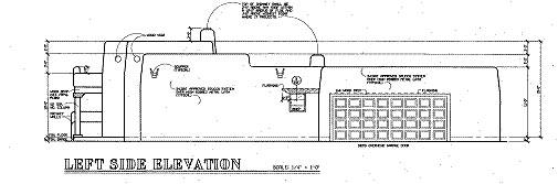 Santa Fe, Southwest House Plan 99274 with 3 Beds, 3 Baths, 2 Car Garage Picture 1