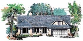 House Plan 99284 Elevation