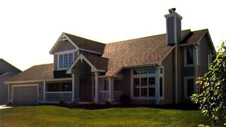 House Plan 99301 Elevation