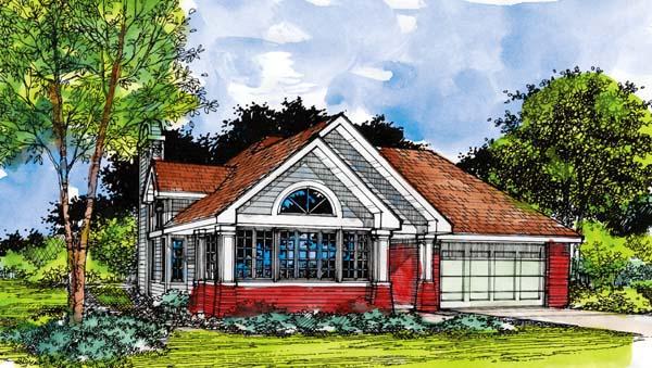 House Plan 99303