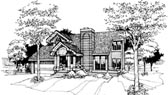Plan Number 99304 - 1331 Square Feet