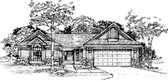 Plan Number 99309 - 1584 Square Feet