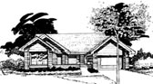 Plan Number 99311 - 1640 Square Feet