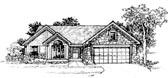 Plan Number 99329 - 1642 Square Feet