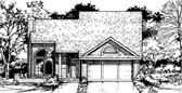 Plan Number 99339 - 1303 Square Feet