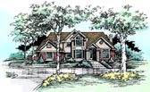 Plan Number 99341 - 3004 Square Feet