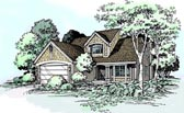 Plan Number 99342 - 2257 Square Feet