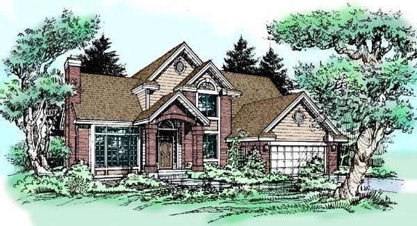 House Plan 99346