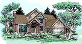 Plan Number 99346 - 2267 Square Feet