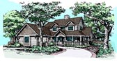 Plan Number 99348 - 3166 Square Feet
