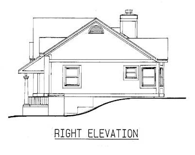 Country, One-Story House Plan 99349 with 3 Beds, 2 Baths Picture 2