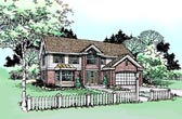 Plan Number 99352 - 2407 Square Feet