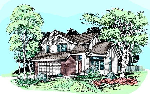 House Plan 99359