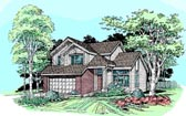 Plan Number 99359 - 1722 Square Feet
