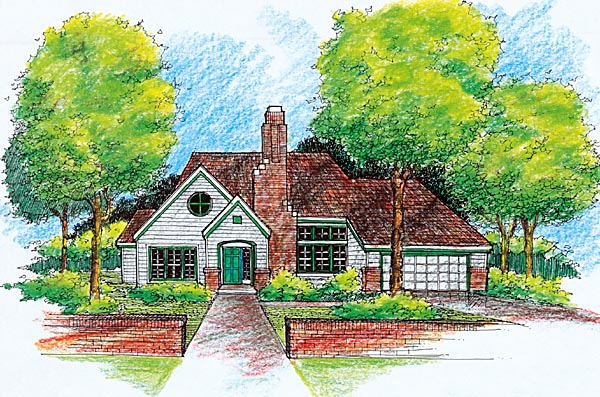 House Plan 99363