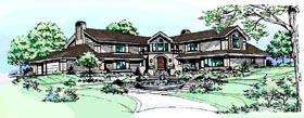 House Plan 99366