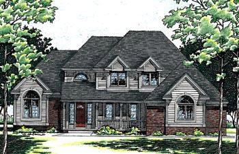 House Plan 99432