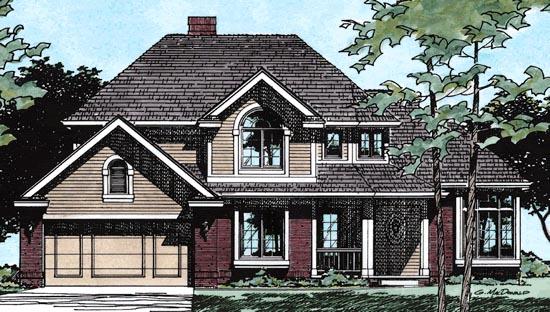 House Plan 99433