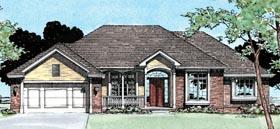 House Plan 99434