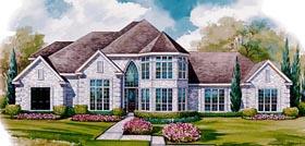 House Plan 99438