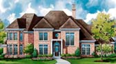 Plan Number 99440 - 4228 Square Feet