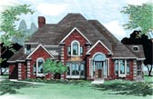 Plan Number 99443 - 3775 Square Feet