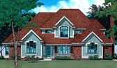 Plan Number 99452 - 2979 Square Feet