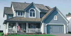 Country Farmhouse House Plan 99457 Elevation
