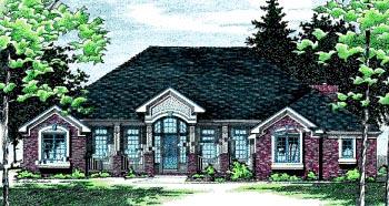 House Plan 99469