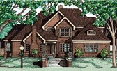 Plan Number 99470 - 3040 Square Feet