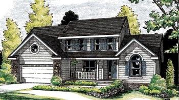 House Plan 99476
