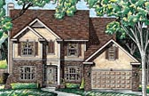 Plan Number 99481 - 2349 Square Feet