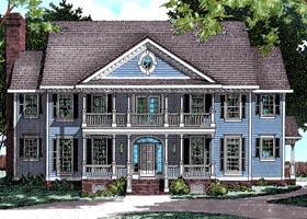 House Plan 99485
