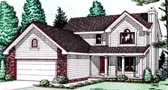 Plan Number 99497 - 1685 Square Feet
