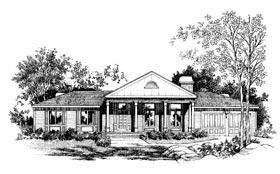 House Plan 99610