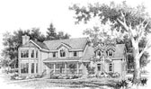 Plan Number 99640 - 2458 Square Feet