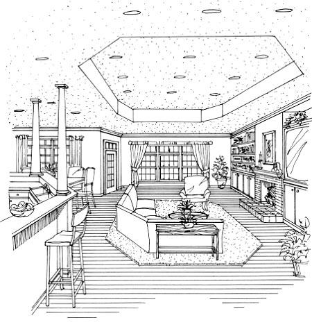Cape Cod European House Plan 99678