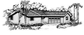 House Plan 99750