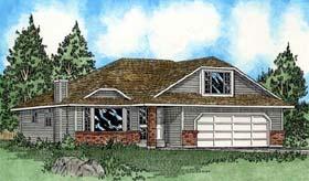 House Plan 99900