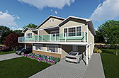 Plan Number 99902 - 2624 Square Feet
