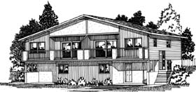 Plan Number 99904 - 1928 Square Feet