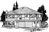 Plan Number 99905 - 2893 Square Feet