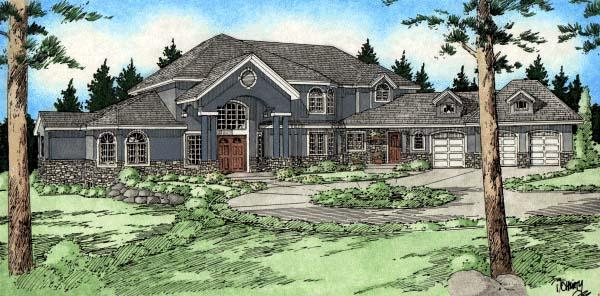House Plan 99934