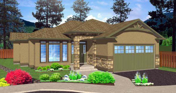 House Plan 99968