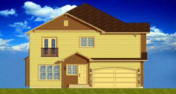 Multi-Family Plan 99973 with 12 Beds, 12 Baths, 8 Car Garage Picture 1