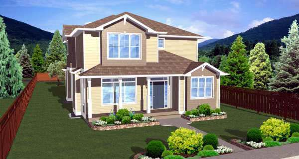 House Plan 99985