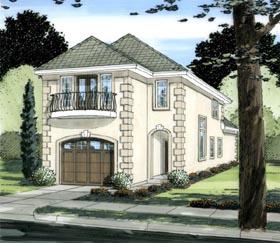 Florida House Plan 99997 Elevation