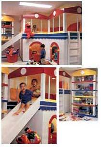 500462 - Kids' Basement Playroom