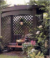 Scents-ible Lattice Shelter